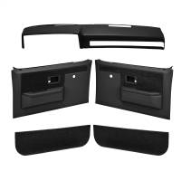 Coverlay - Coverlay 18-601CN-BLK Interior Accessories Kit