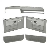 Coverlay - Coverlay 18-601CF-LGR Interior Accessories Kit