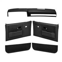 Coverlay - Coverlay 18-601CW-BLK Interior Accessories Kit
