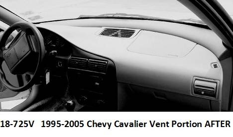 18-725V  1995-2005 Chevy Cavalier Vent Portion After