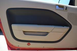 12-59 Ford Mustang Insert Installation Cover